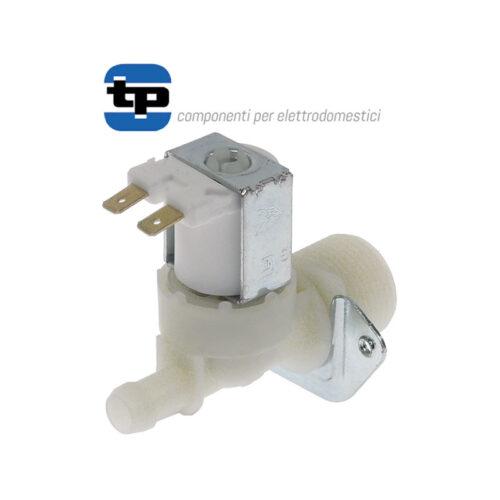 Electrovalvula de agua simple recta 230v