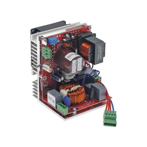 Modulo de control para ventilador de horno