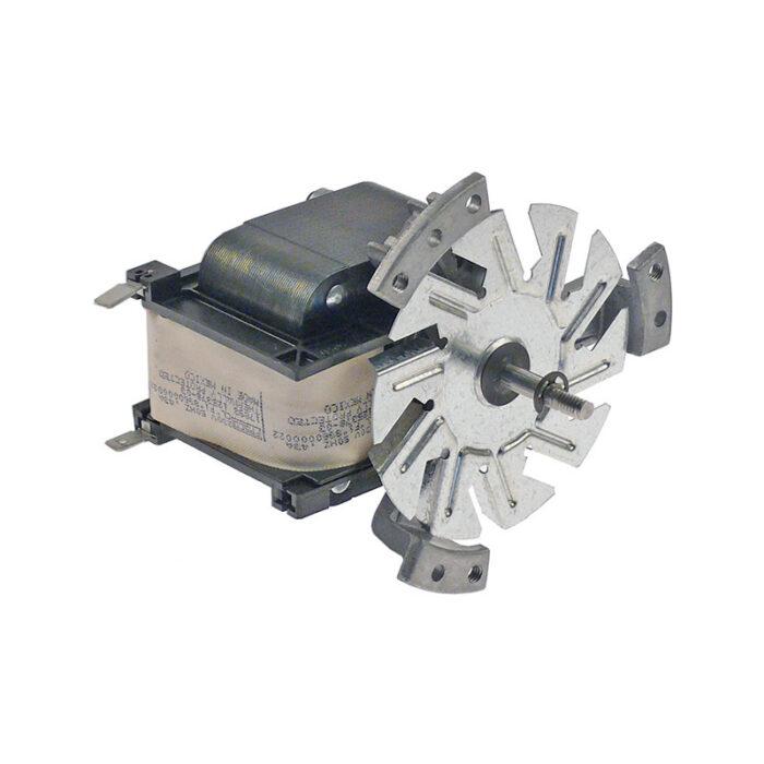 Motor de ventilador para calenton