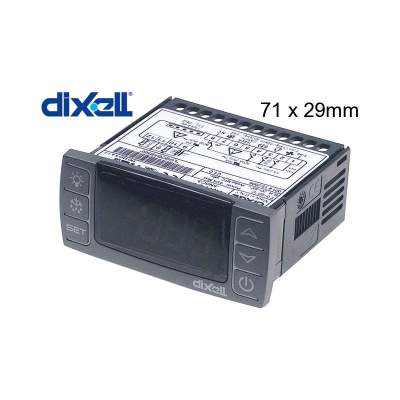 Termostato digital Dixell XR70CX