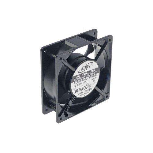 Ventilador Axial de 119x119 mm